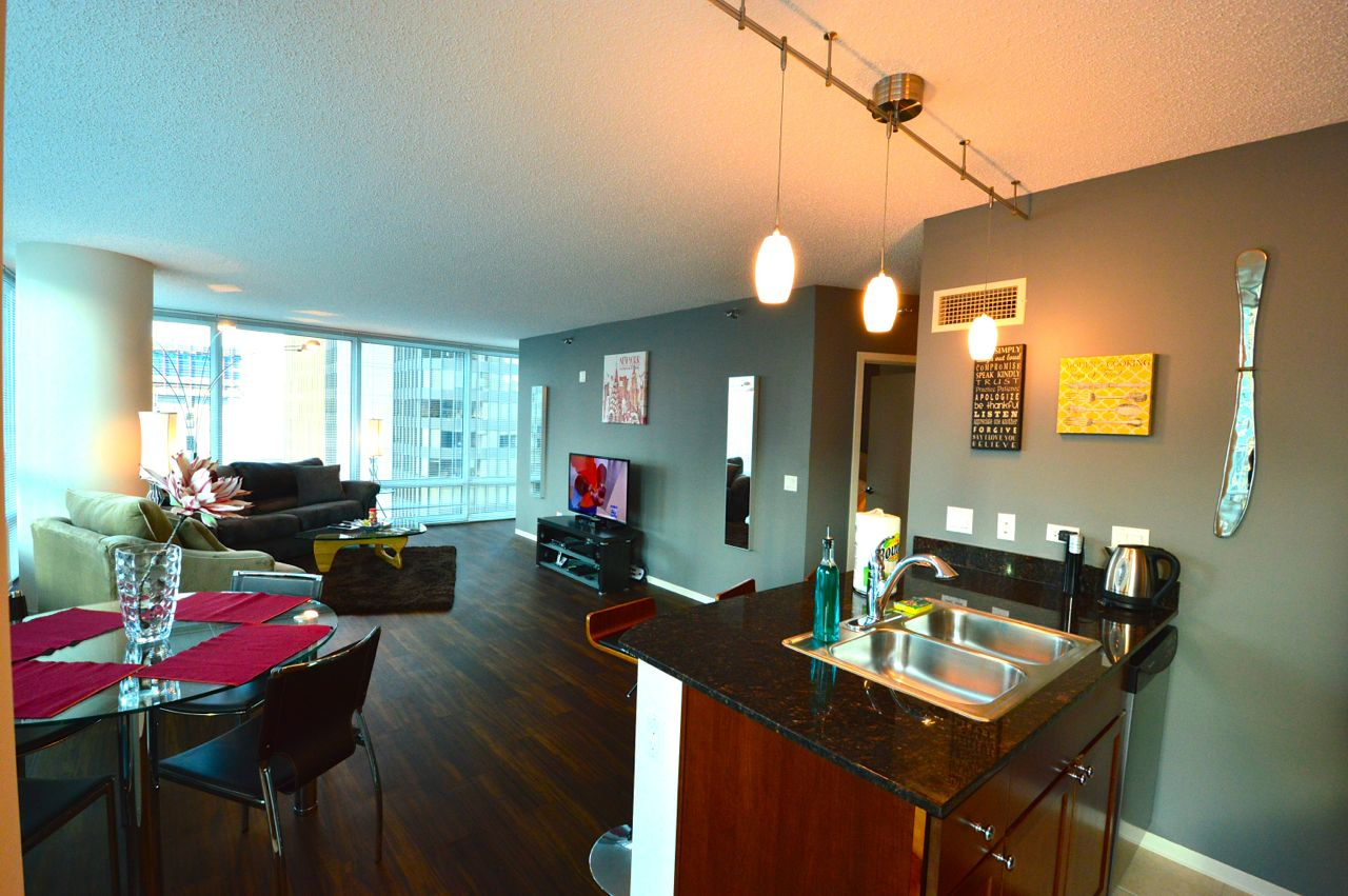 atwater apartments corporate housing chicago 1 bedroom furnished